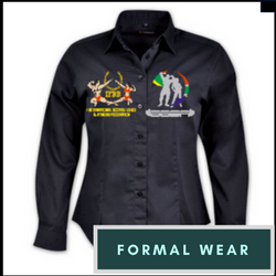 formal wear - ladies classic shirt