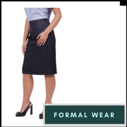 formal wear - ladies short skirt