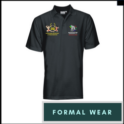 formal wear - mens golf shirt